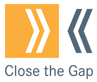 Close the Gap logo