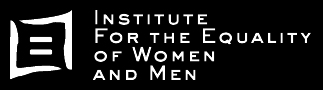 Institute for the Equality of Women and Men logo